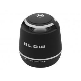 Głośnik przenośny BLOW Bluetooth+FM BT80 czarny - 30-311