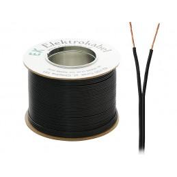 Przewód głośnikowy 2x1,0 SMYP miedż cz-b - 4105