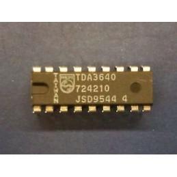 U.S. TDA3640 zamiennik TDA3645