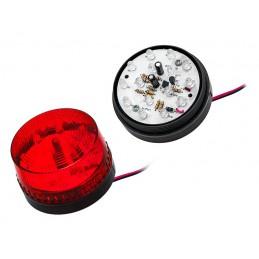 Sygnalizator optyczny LED HC-05 czerwony / 26-424
