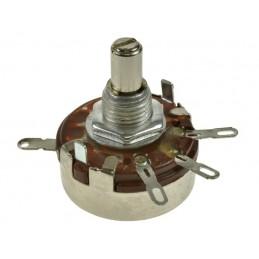 Potencjometr 1k 2W B1K liniowy / WTH118-1A 2W B1K / 23957