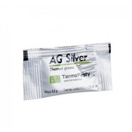 Pasta termoprzewodząca SILVER 0,5g AG - CHE1612
