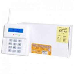 Centrala alarmowa bezprzewodowa CB32GZ ELMES z wbudowanym modułem GSM