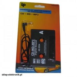 Adaptor samochodowy CD-MD-kaseta - 5489 - URZ0234 - Lx K06A