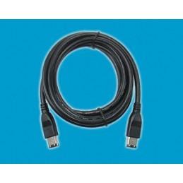 Złącze FIRE-WIRE IEEE1394 6/6 3,0m