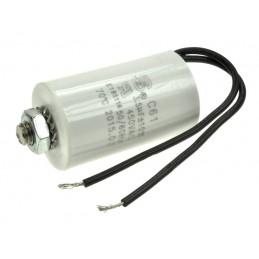 Kondensator rozruchowy 3u5F/450V AGD z przewodami