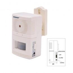 Detektor czujnik ruchu PIR ORNO akustyczny / OR-MA-701