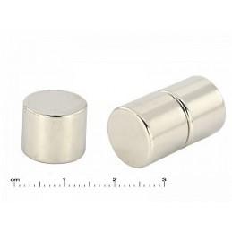 Magnes neodymowy MW 12x10 walcowy / N38