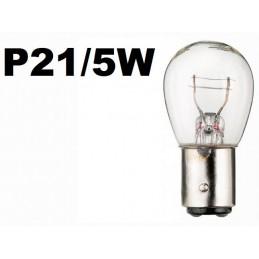 Żarówka BA15d P21/5W 24V 21W+5W
