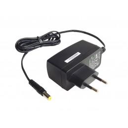 Zasilacz 24V/0,5A wt.5,5/2,1 (+) wtyczkowy SUNNY / SYS1530-1224-W2E