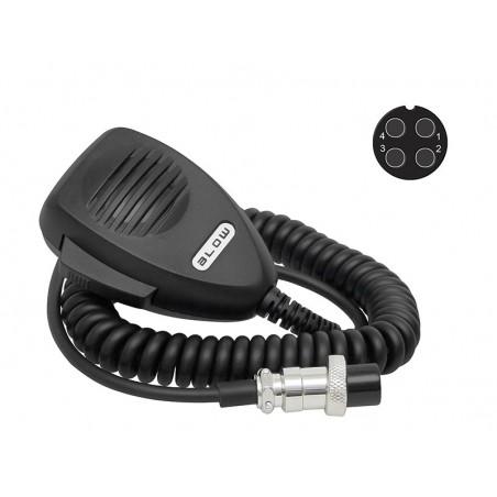 CB mikrofon FE-200-4-pin np.do Uniden