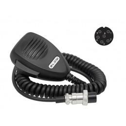 CB mikrofon FE100 6-pin