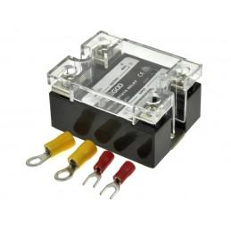 Przekażnik półprzewodnikowy GDH4044ZD3 40A 1faza 40A-440V 3-32V