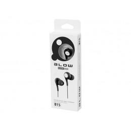 Słuchawki BLOW B-15 douszne black / 32-781
