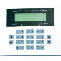 Klawiatura LCDCA-5S do centrali CA-5 SATEL