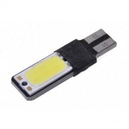 Żarówka LED R-10 12V biała 3W COB / 5287 lvt