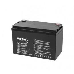 Akumulator żelowy 12V 100Ah  333 x 172 x 215  / BAT0225