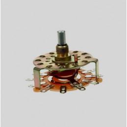 Przełącznik obrotowy RBS-2 11-pozycyjny / 05139