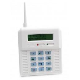 Centrala alarmowa bezprzewodowa CB32 bez GSM ELMES