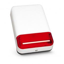 Sygnalizator optyczno-akustyczny SPL2030R czerwony SATEL