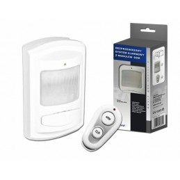 System alarmowy BEZPRZEWODOWY MH-3005 z modułem GSM ORNO - Lx OR049