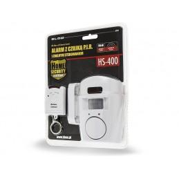 Alarm PIR ze zdalnym sterowaniem - 6274