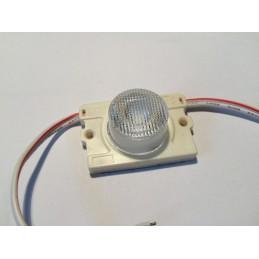 Moduł LED 1.44W 130lm biały zimny 6000K 1xSMD3030 12VDC IP65 / YSM68711PW