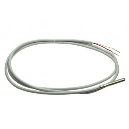 Czujnik temperatury KTY81-210-1,5 cylindryczny 6x50mm z przewodem 1,5m / 23450