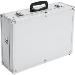 Walizka aluminiowa duża 466x355x160 mm / CWA10