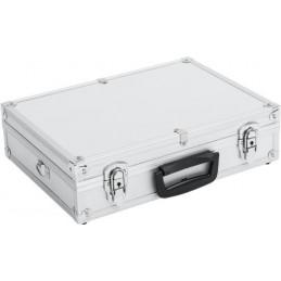 Walizka aluminiowa średnia 430x310x110 mm