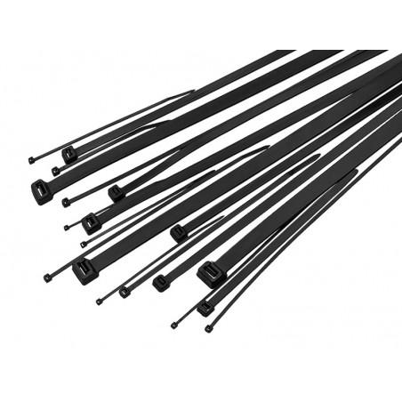 Opaska zaciskowa 4,2x300mm czarna / 41-224