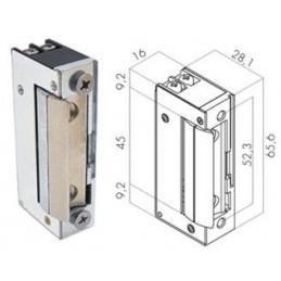 Elektrozaczep MINI symetryczny bez pamięci, bez blokady ORNO / OR-EZ-4001 odp. R5-12-10