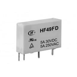 Przekaźnik HF49FD-024-1H11TF (JZC49F) styk zwierny / 20729