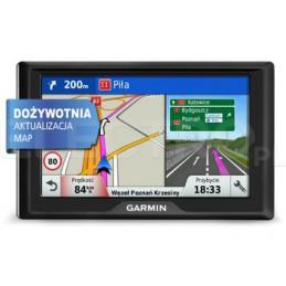 Nawigacja GPS GARMIN DRIVE 51LMT-S Europa - doĹĽywotnia aktualizacja