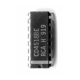 U.S. CMOS CD4518