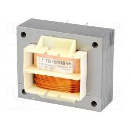 TS10/018 12V 0,8A transformator sieciowy