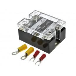 Przekażnik półprzewodnikowy GDH8048ZD3 80A 1faza, 3-32VDC, 48-480VAC