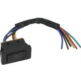 Przełącznik do szyb z podświetlaniem ASW-21D DPDT 6PIN/ 5779