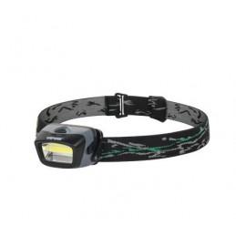 Latarka czołowa LED 3W płaska (COB) / URZ0905
