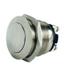 Przełącznik przycisk PS28B OFF(ON) kwasówka wypukły chwilowy 2A 250V