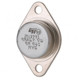 Tranzystor 2N3771 npn 50V 30A 150W TO-3 zamiennik MJ802