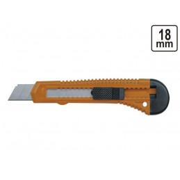 Nóż do tapet 18mm Toya 76185