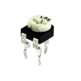 Potencjometr montaż. RM-p2,5x5 100R