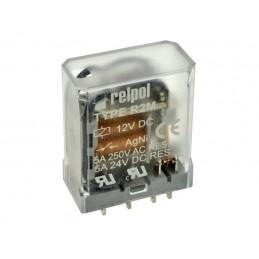 Przekażnik R2M-2012-23-1012 12VDC 5A 2-przeł