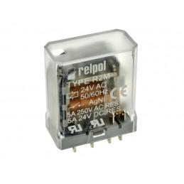 Przekażnik R2M-2012-23-5024 24VAC 5A 2-przeł