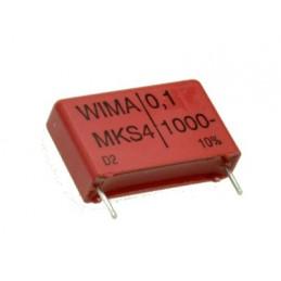 Kondensator 100nF/1000V MKT