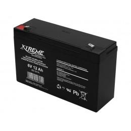 Akumulator żelowy 6V 12Ah 151x50x94