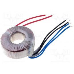TST50/004 2x12V 2x2,05A transformator toroidalny