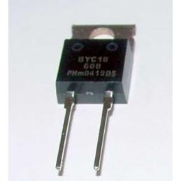 Dioda BYC10/600 10A 600V 19ns