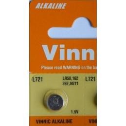 Bateria AG11/721 VINNIC